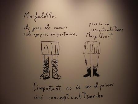 """De l'exposició """"Ferran Adrià i El Bulli"""""""