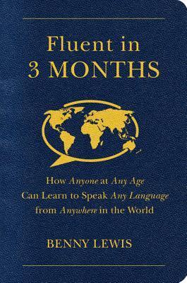 El llibre publicat recentment per Benny Lewis